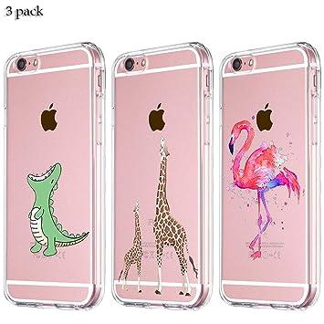 Yalixin [3 Pack] iPhone 6 Plus Funda, iPhone 6S Plus Funda ...