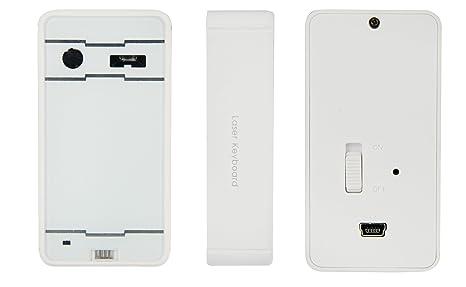 Kobert Goods Laser calibrar Teclado para Smartphone Tablet PDA o ...