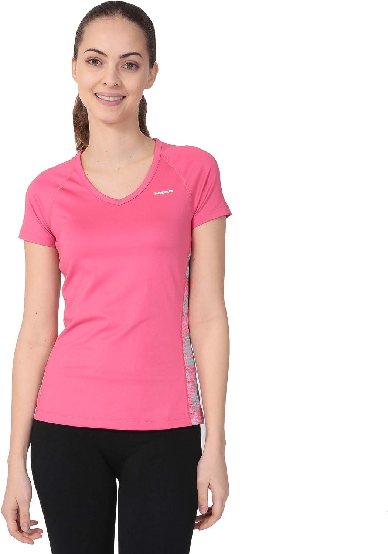 HEAD Womens Vision Bee Basic T-Shirt