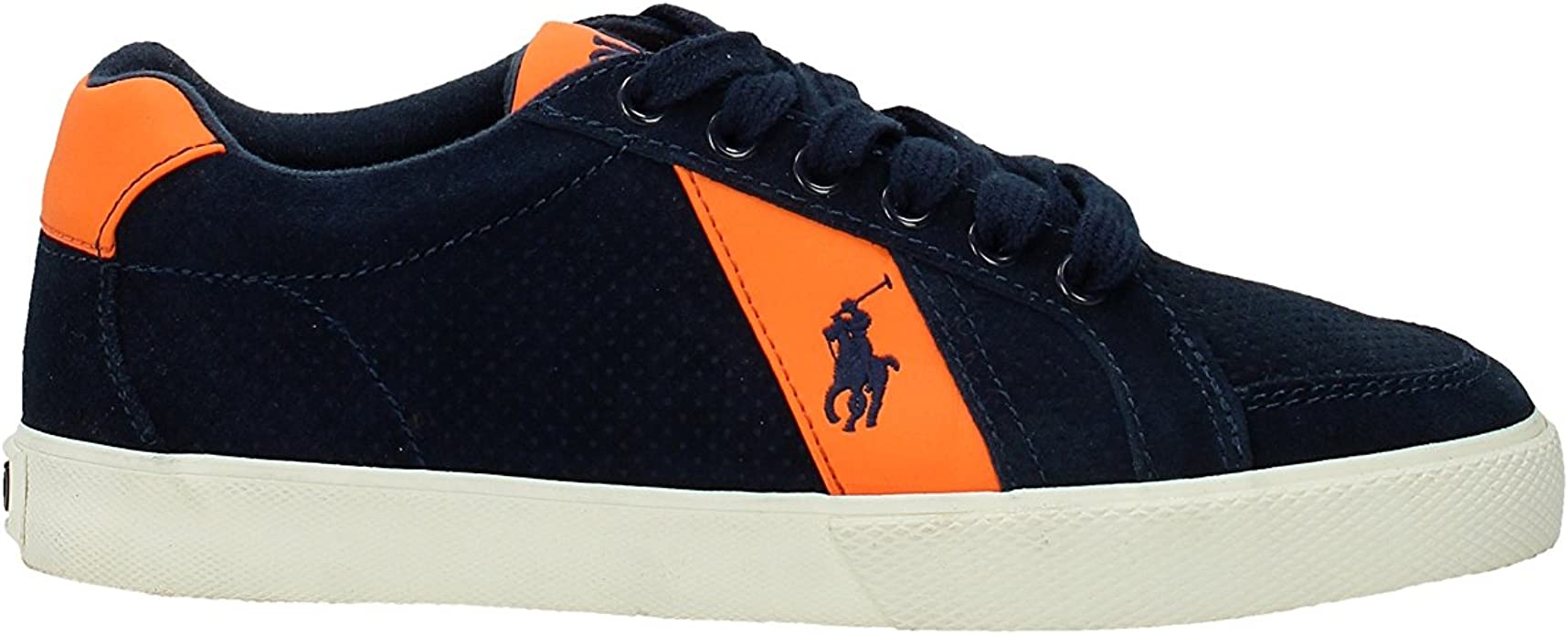 Zapatillas Polo Ralph Lauren Hugh Sport - Color - Azul, Talla - 45 ...