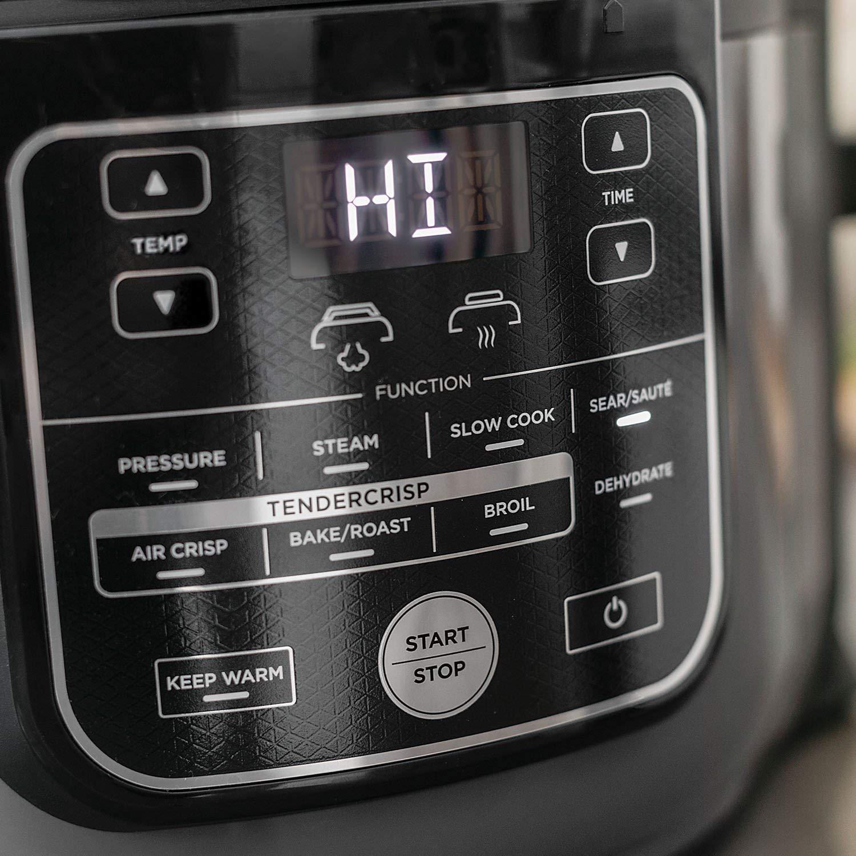 Ninja Foodi TenderCrisp Multi-Cooker and Fryer All-in-One (OP305) by Ninja (Image #4)