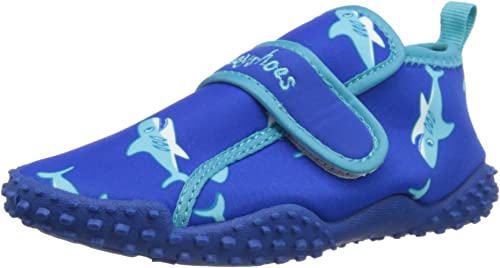 Marchitar Fortalecer Dependencia  Playshoes Aquaschuhe, Badeschuhe Hai mit höchstem UV-Schutz Nach Standard  801, Chanclas Infantil: Amazon.es: Zapatos y complementos