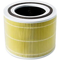 LEVOIT Core 300 Air Purifier Replacement Filter, 3-in-1 Pre-Filter, True HEPA Filter, High-Efficiency Activated Carbon…