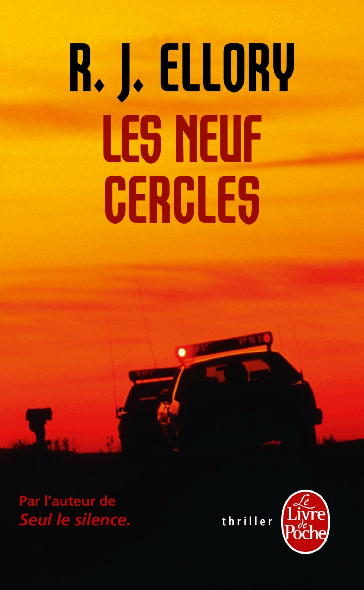 Les Neuf Cercles (French Edition) ebook
