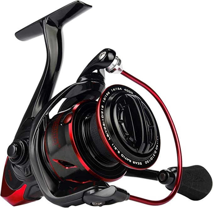 Best Spinning Reel: KastKing Sharky III Fishing Reel