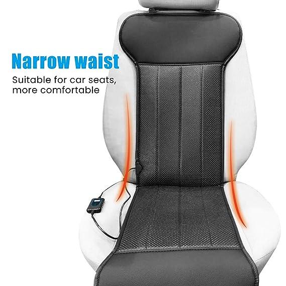 Amazon.com: ELUTO - Cojín calefactable para asiento de coche ...