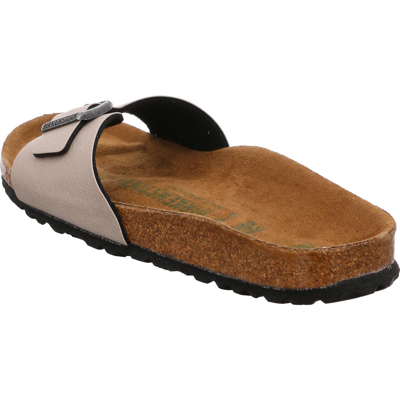 sports shoes de75a 4b7a4 BIRKENSTOCK Herren Madrid Pantoletten, braun, Various