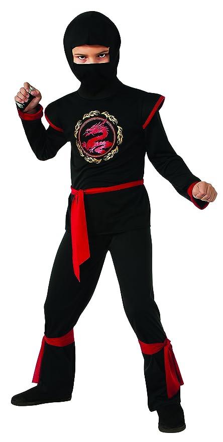 Rubies Dragon Ninja Costume, Large