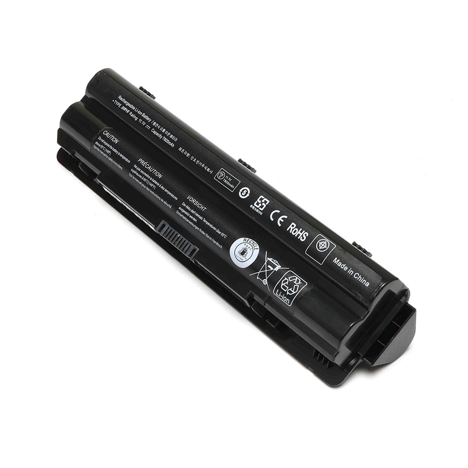 Amazon.com: 9 Cell Replacement Laptop Battery for XPS 15 (L502X L501X) / XPS 14 (L401X) / XPS 17 (L701X), fits P/N:JWPHFJ70W7 R795X: Computers & Accessories