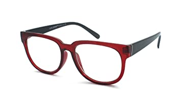 4dbcfbd2cd38 EYE-ZOOM Large Retro Style Reading Glasses Comfort Fit for Men and Women  Choose Your