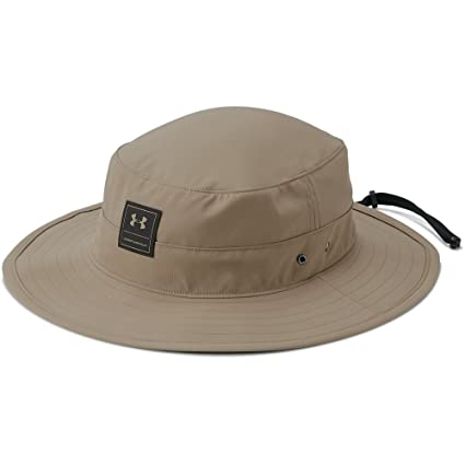 930092c2bad Amazon.com   Under Armour UA Training Bucket Hat OSFA Canvas ...