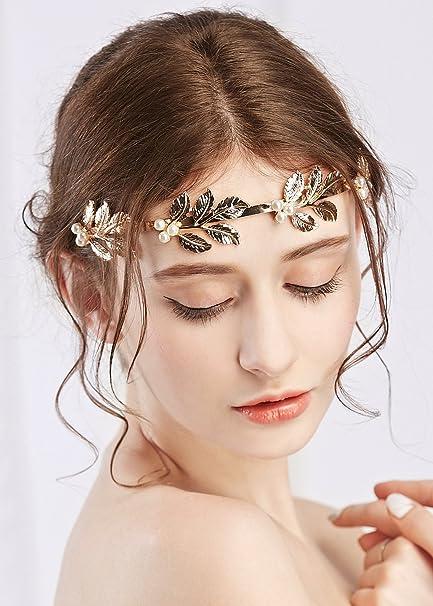 Missgrace Wedding Hair Accessories-Ladies