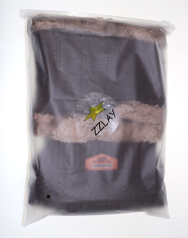 ZZLAY Winter Dick Beanie Cappello Sciarpa Set Slouchy Caldo Neve Knit Teschio cap