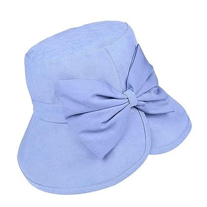 4fcb92931 Amazon.com : Sun Hat for Men/Women, Summer Outdoor Sun Protection ...