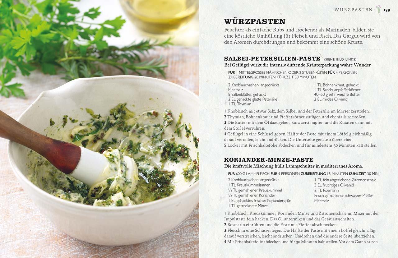 Amazon.com: Küchenkräuter anbauen und genießen (9783831035014): Books