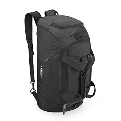 004572d0e77d G4Free 3-Way Travel Duffel Backpack 40L Large Luggage Gym Backpack Sports  Bag Outdoor Rucksack with Shoe Compartment  Amazon.co.uk  Luggage