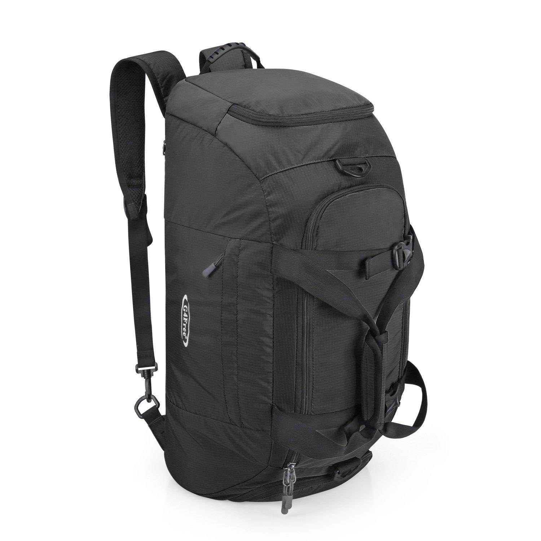 G4free 3 Way Travel Duffel Backpack Luggage Gym Sports Bag