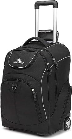 High Sierra Dedicated Wheeled Backpack