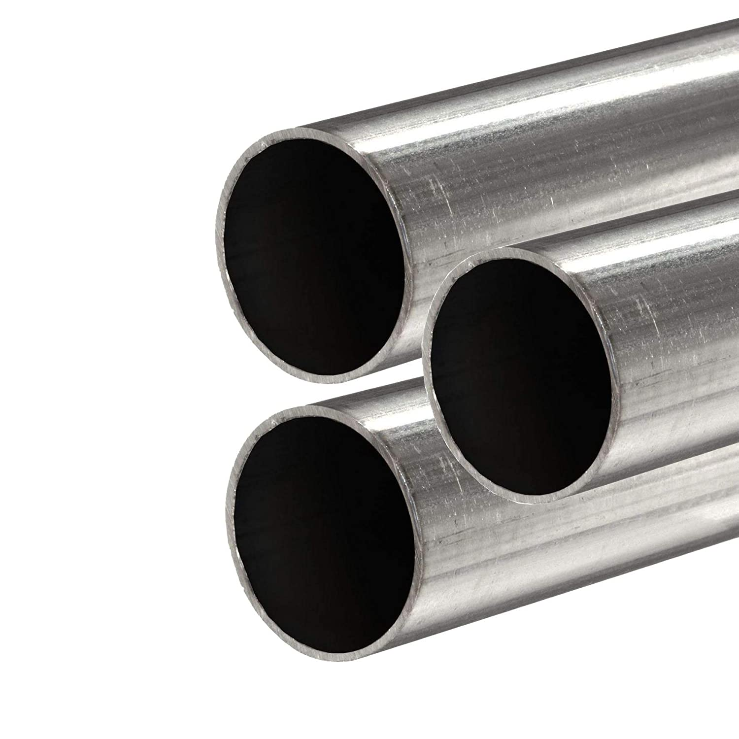 """Polished Stainless Steel Round Tube 3//4/"""" x .065/"""" x 24/"""""""
