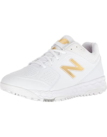 New Balance Womens Velo V1 Turf Softball Shoe