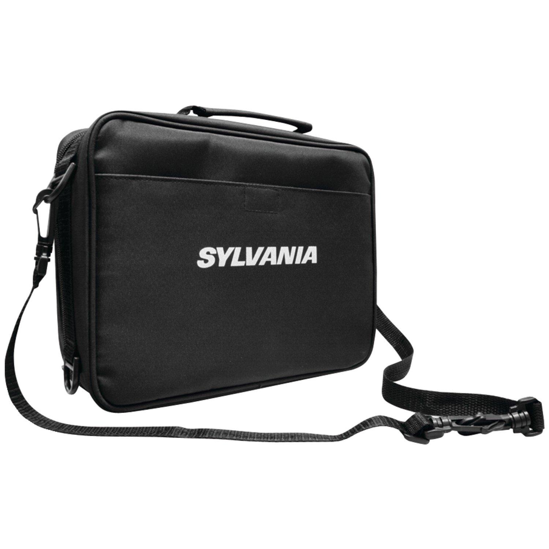 Sylvania SDB7900 7-Inch/9-Inch Portable DVD Carry Case