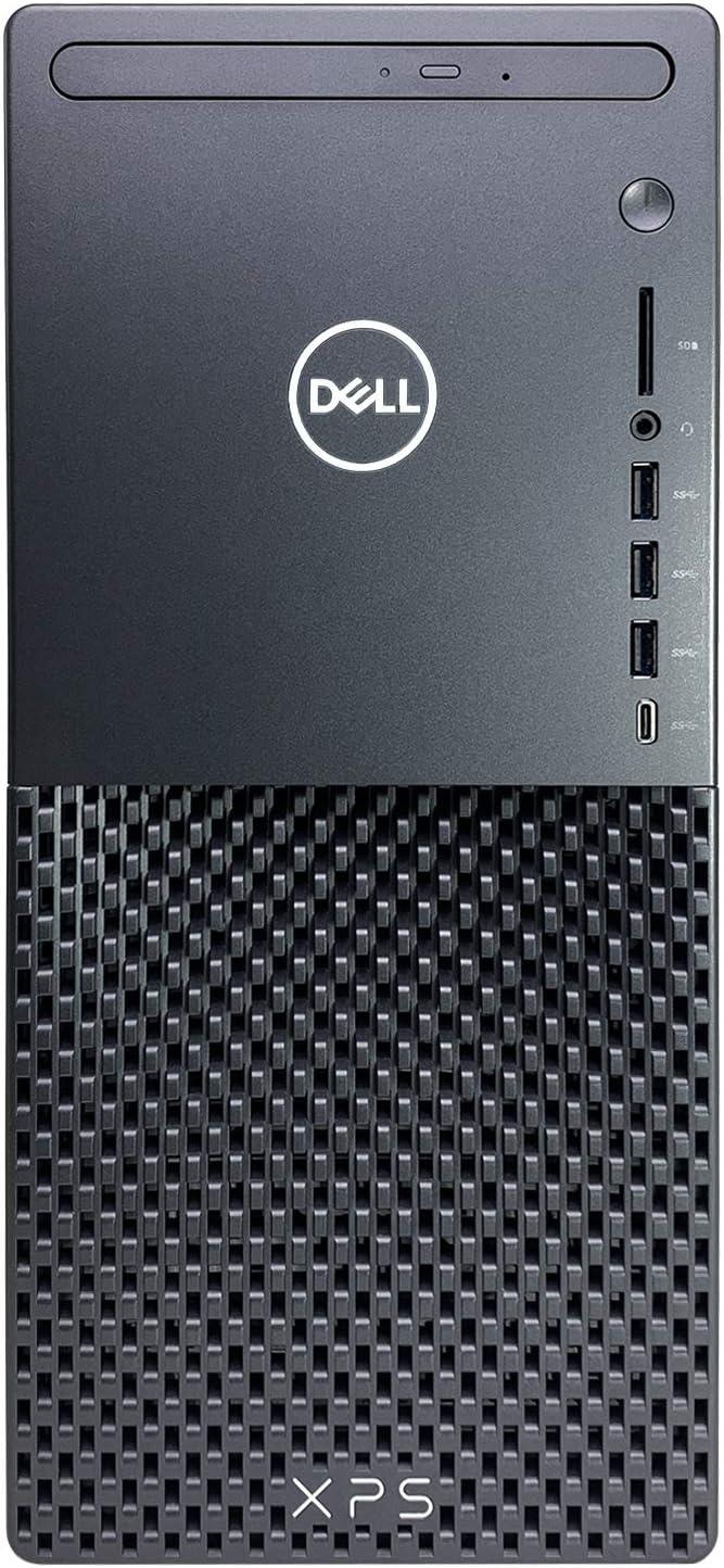 Dell_XPS 8940 Tower Desktop Computer - 10th Gen Intel Core i7-10700K 8-Core up to 5.10 GHz CPU, 64GB DDR4 RAM, 2TB SSD + 4TB HDD, NVIDIA_GeForce GTX 2070 Super, DVD Burner, Windows 10 Pro, Black | Amazon