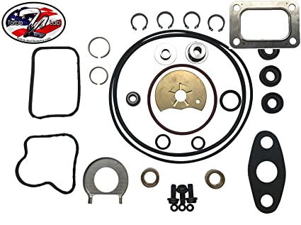 Amazon Com 2008 2012 Dodge Ram Turbo Rebuild Kit 6 7 He351ve Std