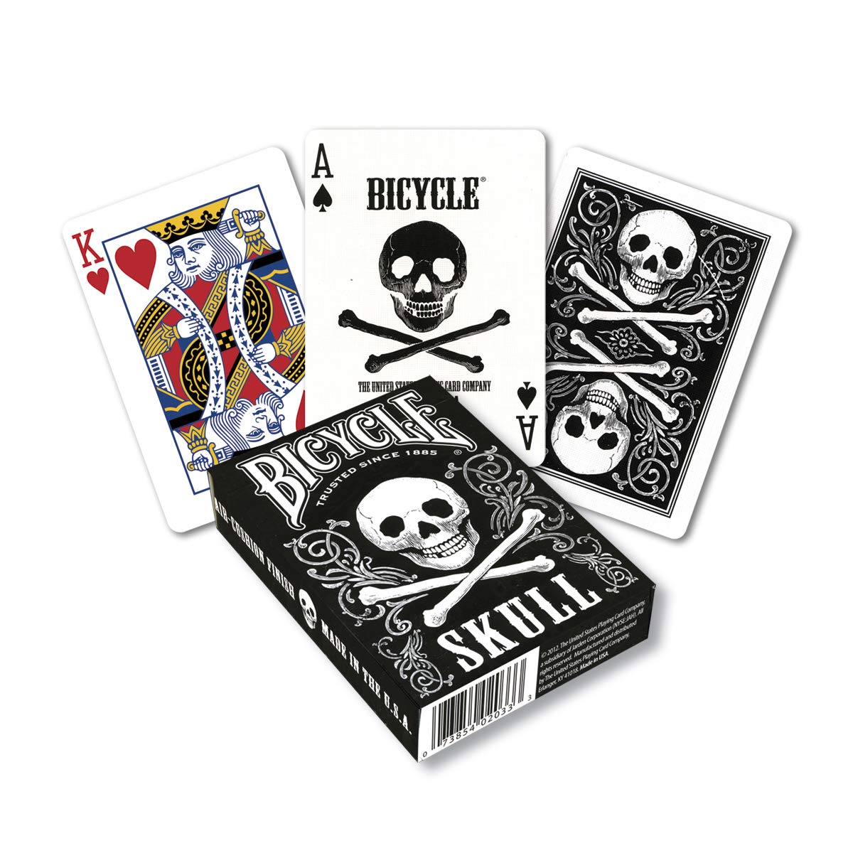 Bicycle Fantasy Themed Poker Size Standard Index Playing Cards
