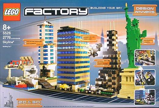 Amazon.com: LEGO Factory Set #5526 Skyline: Toys & Games