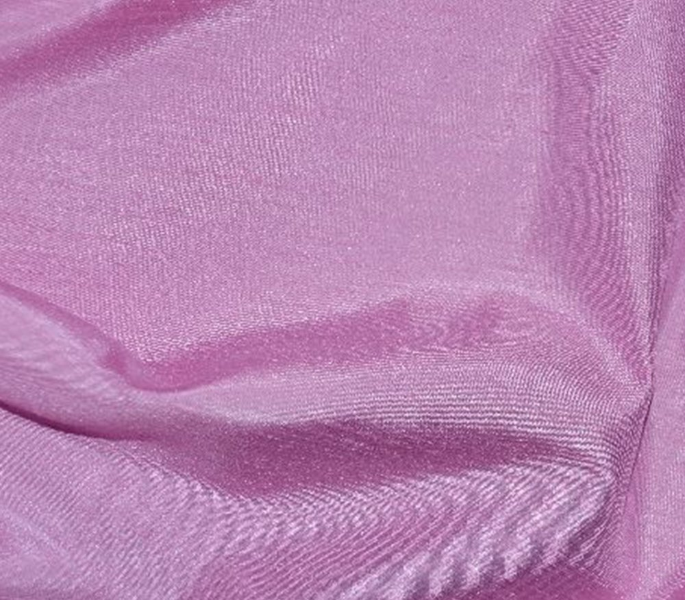 Satin Shantung Solid Fabric 60 Wide Sold by The Yard Cinnamon