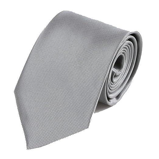 Neckchiefs Corbata de los Hombres Traje Fino Corbata de Negocios ...