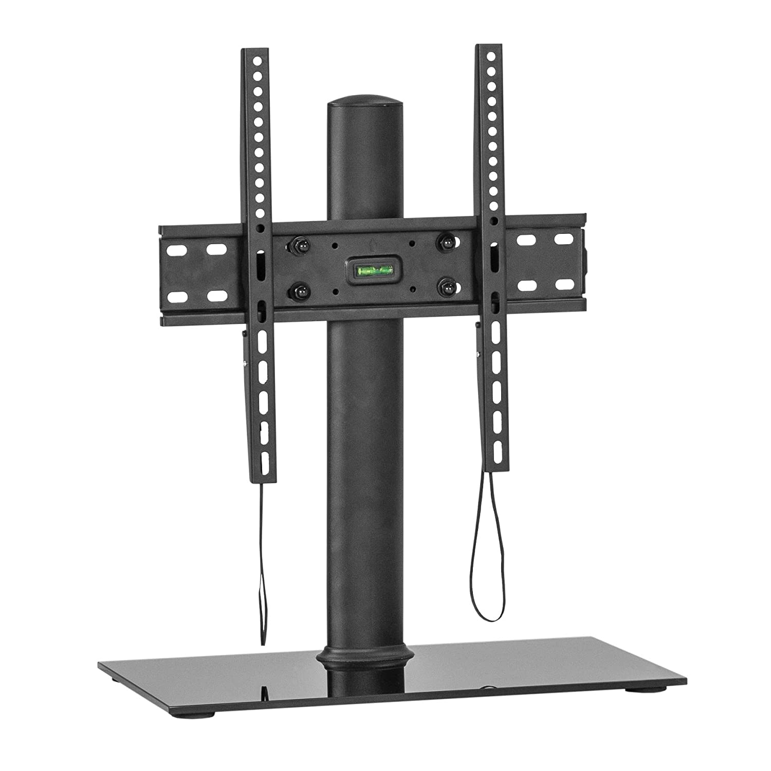 "MMT Universal Black TV Pedestal Stand Replacement| 32""-50"" Inches