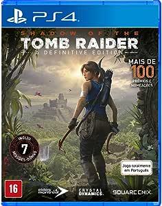 Shadow Of Tomb Raider - Definitive Edition - PlayStation 4