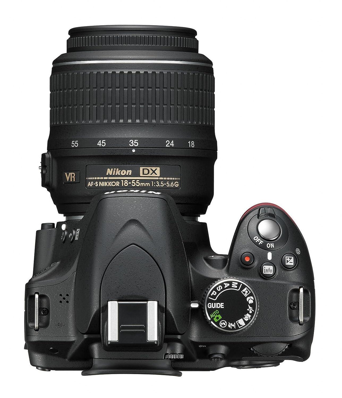Nikon D3200 Kit 18-55VR Juego de cámara SLR 24.2MP CMOS 6016 x ...