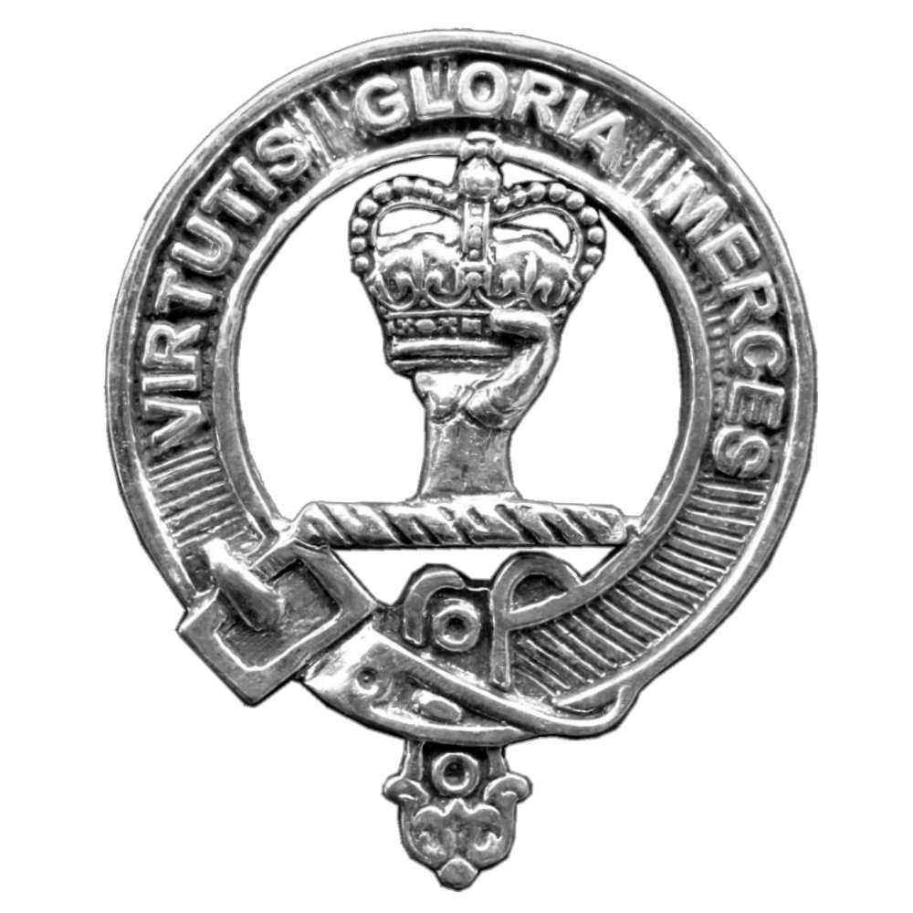 Robertson Scottish Clan Crest Badge