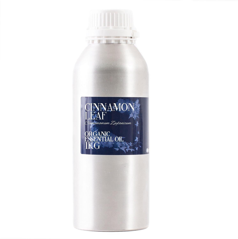 人気ブランドを Mystic Moments   Cinnamon Leaf Organic Essential Oil - Cinnamon - Oil 1Kg - 100% Pure B07CRX53HT, 陶磁器会館:da9dca9d --- a0267596.xsph.ru