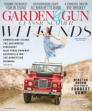 Garden & Gun: Amazon com: Magazines