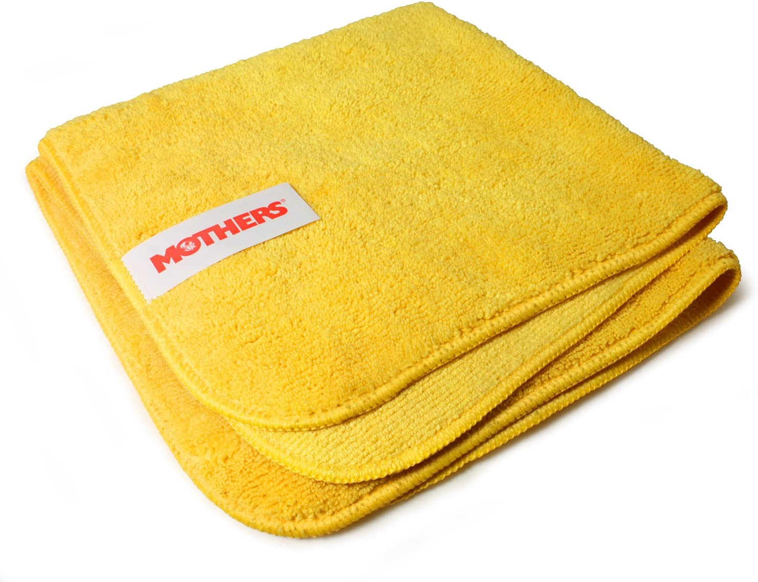 Pack of... Mothers 90-90004 Professional Grade Premium Microfiber Towels Gold,
