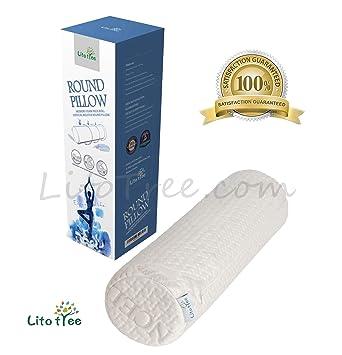Amazon.com: LitoTree - Almohada cervical de espuma ...