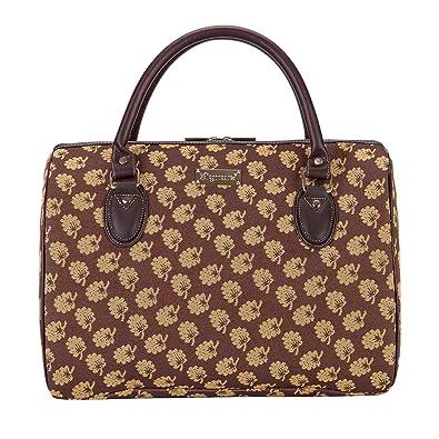 db298e7be5f7 Amazon.com: Signare Tapestry Stylish Travel Weekend Overnight Bag ...