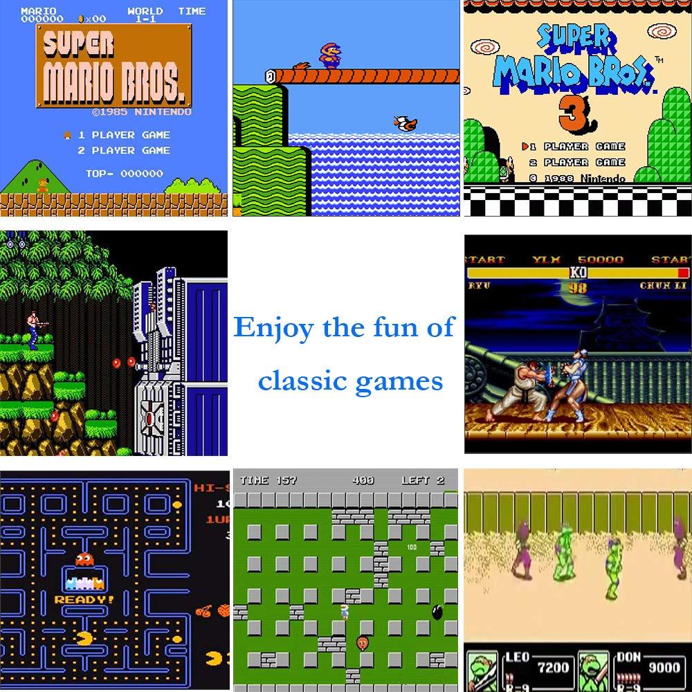 Pokeman Retro Game Console, Super Mini SFC NES Classic Video Game Console HDMI HD Output TV Game System by Pokeman (Image #3)