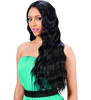 Amazon peruvian soft wave 7pcs de30 model model pose bulgarian loose bundle wave 5pcs by freetress equal synthetic hair weave pmusecretfo Images