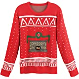 Morphsuits Unisex Adult Crackling Fireplace Christmas Sweater