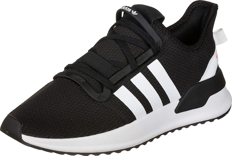 Noir (Cnoir Ash Gre Cnoir Cnoir Ash Gre Cnoir) adidas U_Path Run, Chaussures de Gymnastique Homme 46 EU