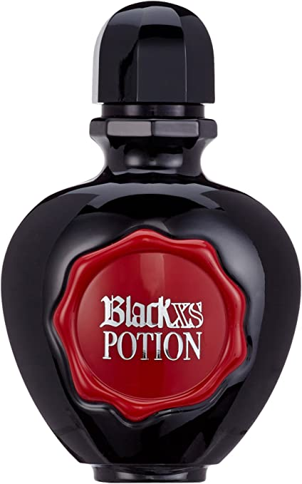 Paco Rabanne BLACK XS POTION Limited