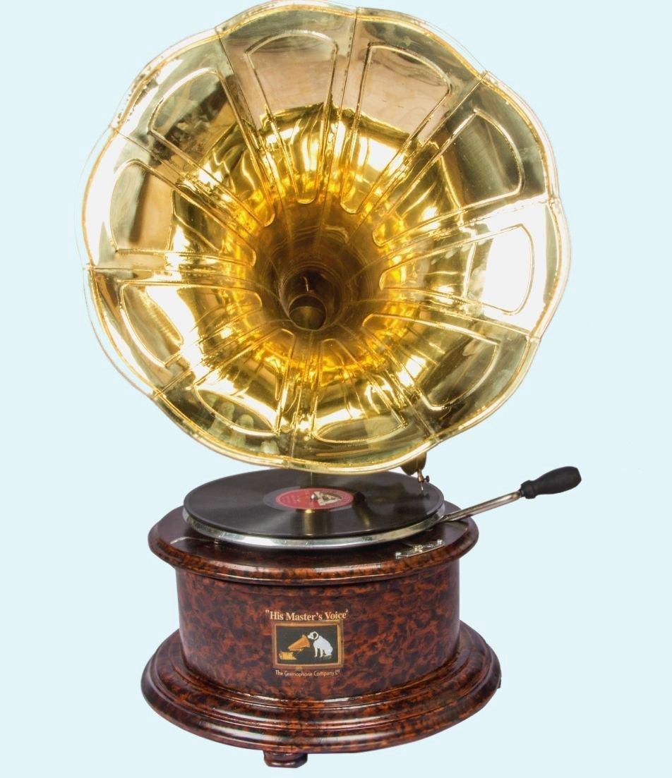 【返品?交換対象商品】 骨董品世界アンティーク90s Gramophone PhonographヴィンテージラウンドキャビネットデスクテーブルDécor Gramophone B073SZ6YYL 018 awusahb 018 B073SZ6YYL, イイジママチ:a972cae8 --- mrplusfm.net