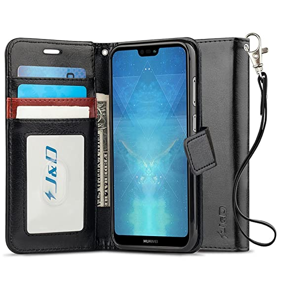 acb895c097a90a Amazon.com  J D Case Compatible for Huawei P20 Lite Case