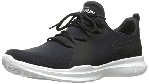 Skechers Performance Go Run Mojo-Verve, Zapatillas Deportivas para Interior para Mujer, Negro (Black), 36 EU