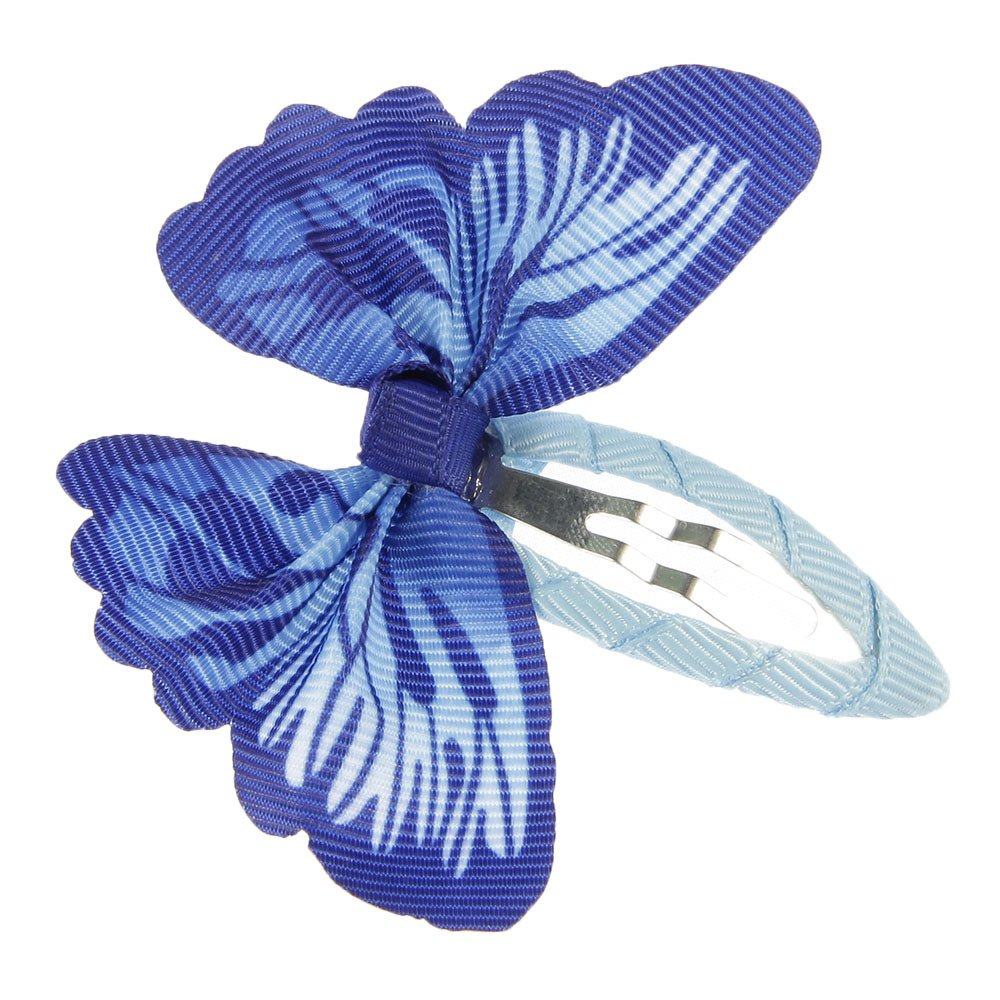 lovinglove Chiffon Flower Hair Bow Clips For Teens Toddlers Kids Children (10 Butterflies) by lovinglove (Image #8)