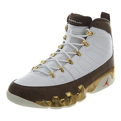 quality design 530b5 a4cfa Amazon.com | Jordan 9 Retro Mop Melo Mens | Basketball